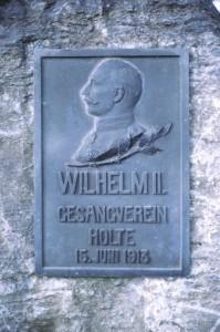 Büste Kaiser-Wilhelm-II.
